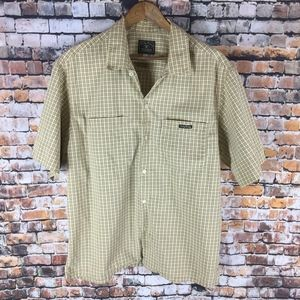 Lucky Brand Shirts - LUCKY BRAND SHORT SLEEVE SHIRT